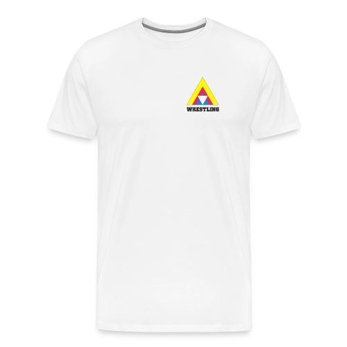 We Are Wrestling! - Men's Premium T-Shirt
