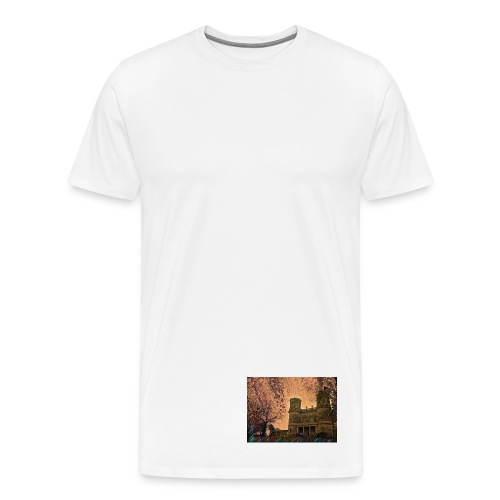 Lingner Schloss - Männer Premium T-Shirt