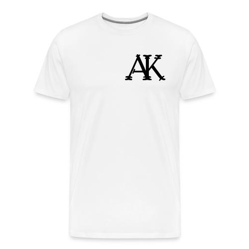 Brand logo - Mannen Premium T-shirt