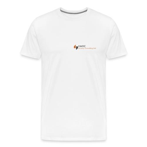 HMFIC Security Consulting Logo - Männer Premium T-Shirt
