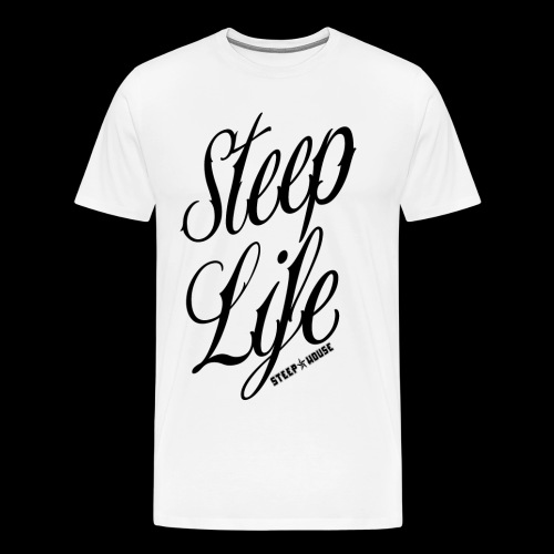 Steep Life - Men's Premium T-Shirt
