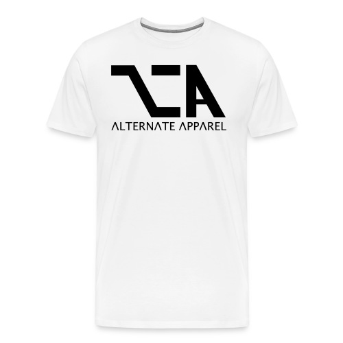 Alt A - Logo 1 - Men's Premium T-Shirt