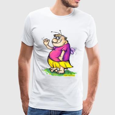 Le Pummelfee agitant - T-shirt Premium Homme