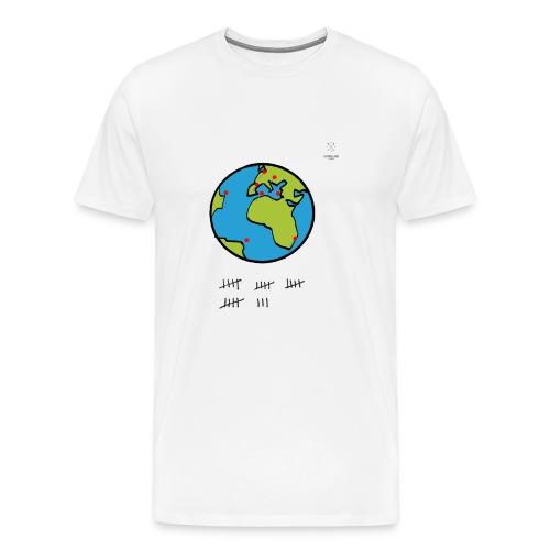 Mappemonde - T-shirt Premium Homme