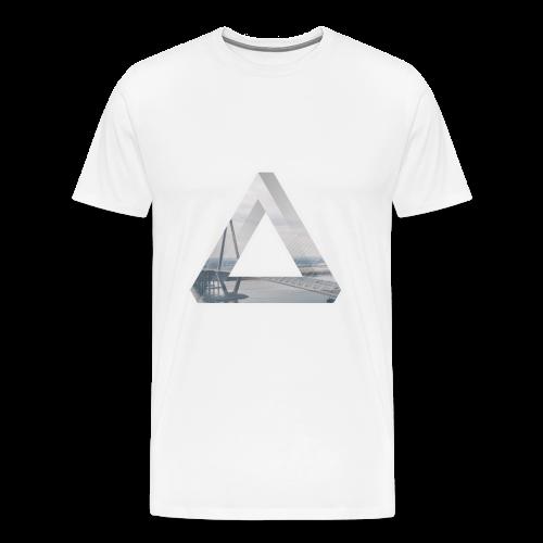 Penrose Brücke - Männer Premium T-Shirt