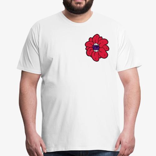 SkinnyCurls Rose - Männer Premium T-Shirt