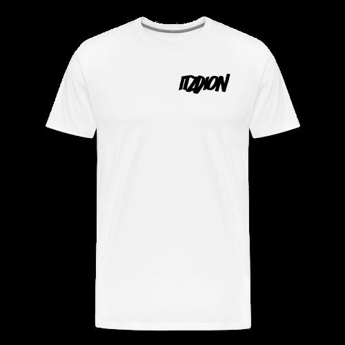Original ItzDion design - Men's Premium T-Shirt