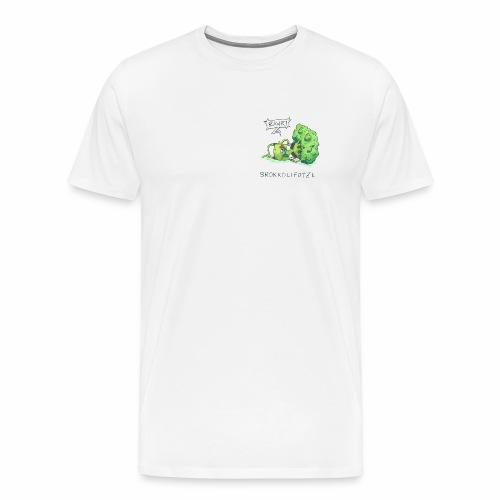 Sexy Brokkolifotze - Männer Premium T-Shirt