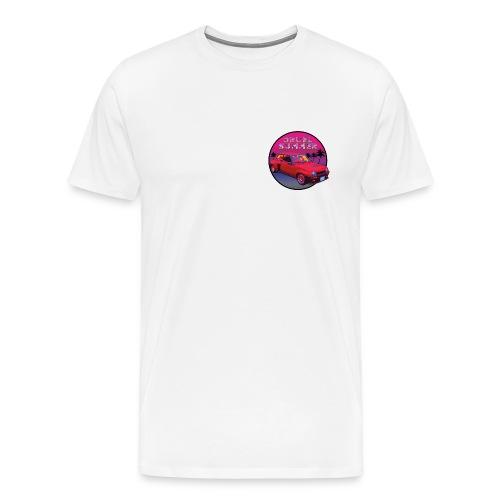 R5 Turbo vintage - Cruel Summer. Bananarama - Camiseta premium hombre