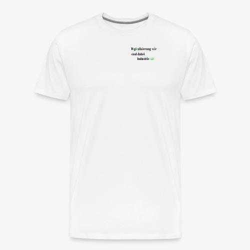 Industrie - Männer Premium T-Shirt