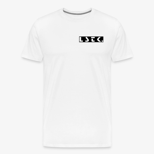 Lastik Simple Style - Männer Premium T-Shirt