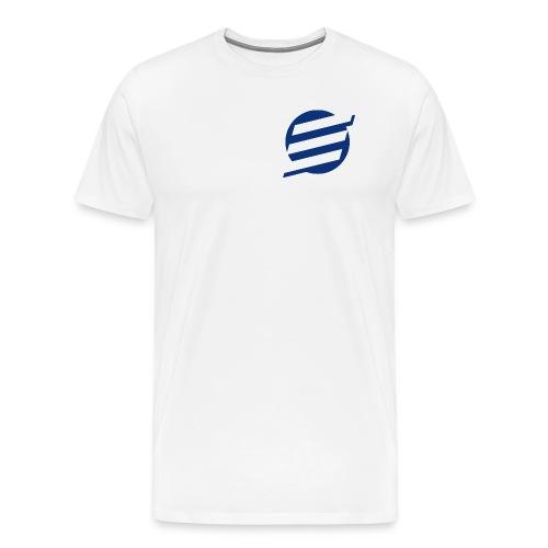Mein Neues Design Neues E -Logo - Männer Premium T-Shirt
