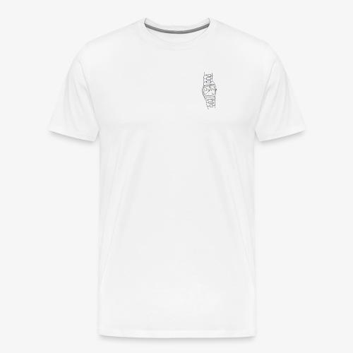 8E135E65 E187 4281 A268 35D8917BA250 - Männer Premium T-Shirt