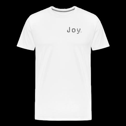 Joy Logo - Männer Premium T-Shirt