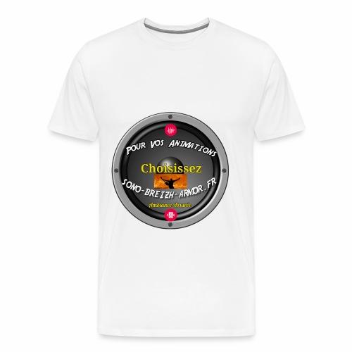 Breizh-Animation - T-shirt Premium Homme