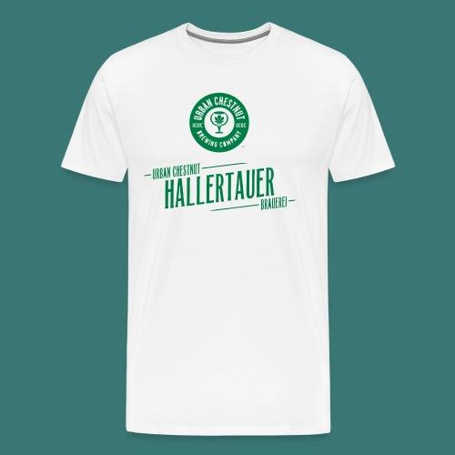 Urban Chestnut Hallertau - Männer Premium T-Shirt