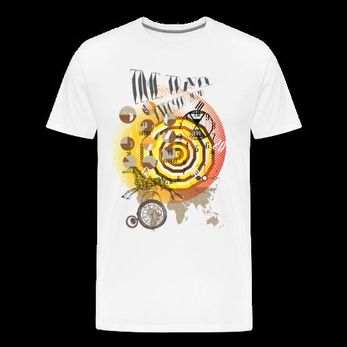 TIME TRAVEL - Exposed 2028 - Men's Premium T-Shirt