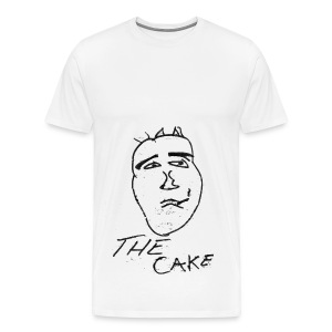 The Cake - Men's Premium T-Shirt