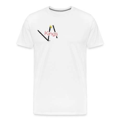 VI Kings UCEE Edition! - Men's Premium T-Shirt