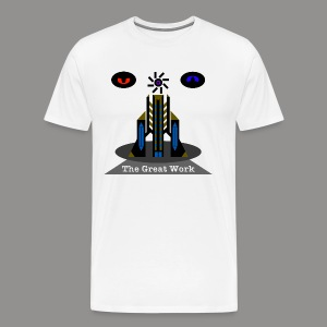 The Great Work of Freddy Hartman - Men's Premium T-Shirt