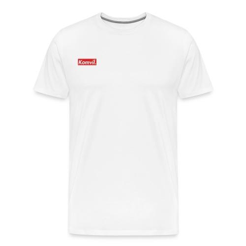 KomvilCraft | P R I M E Logo - Männer Premium T-Shirt