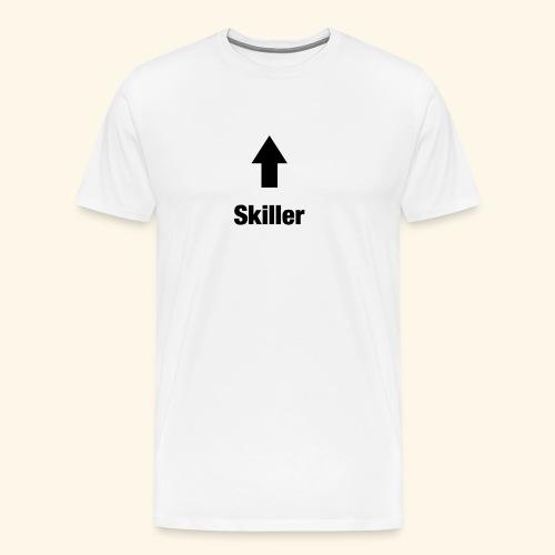 Skiller - Männer Premium T-Shirt