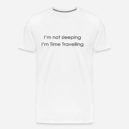 Time Travelling - Men's Premium T-Shirt