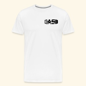 AS Logo - Men's Premium T-Shirt