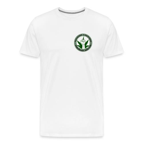 Legalise Cannabis - Northern Ireland - Men's Premium T-Shirt
