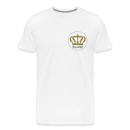 RoyalSP Crown - Männer Premium T-Shirt