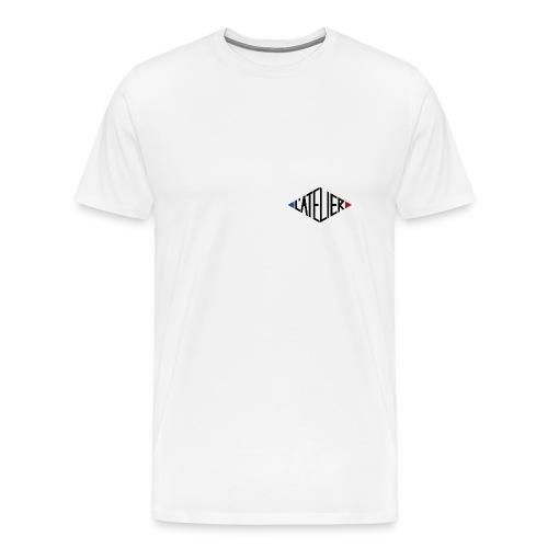 Logo L atelier - T-shirt Premium Homme