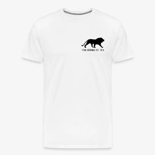 Lyon Original Est.2016 - Premium T-skjorte for menn