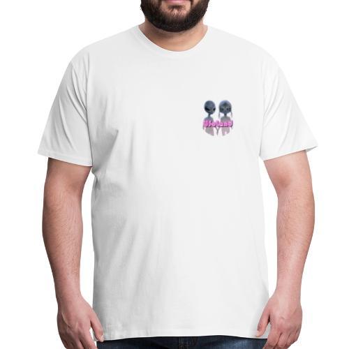 UFO LAND Logo Rond - T-shirt Premium Homme