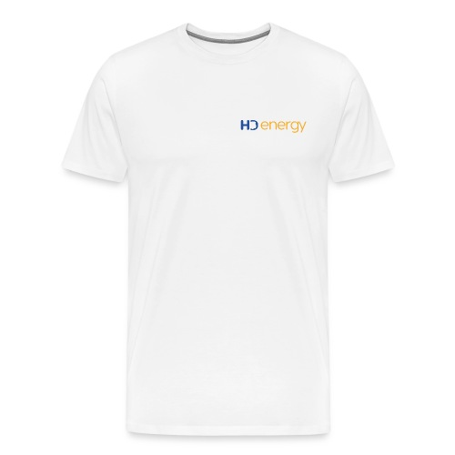Energy HD-logo - Mannen Premium T-shirt