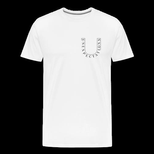 UNEX LOGO - Männer Premium T-Shirt