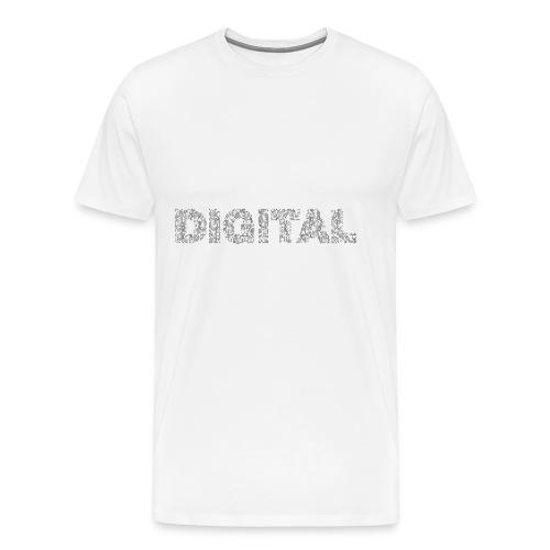 Digital - Männer Premium T-Shirt