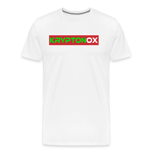 Kryptonox Logo - Men's Premium T-Shirt