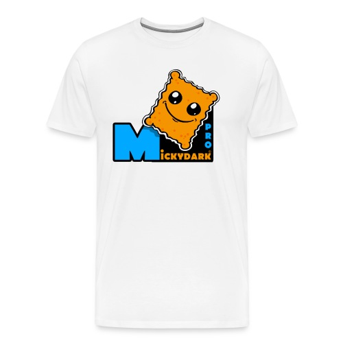 LOGO MICKYDARK PRO - T-shirt Premium Homme