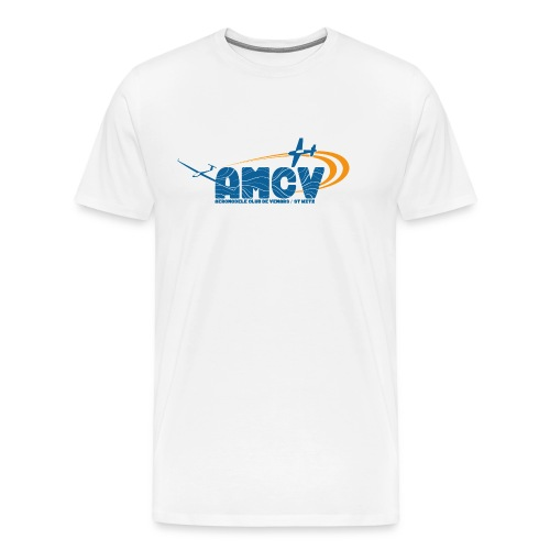 AMCV - T-shirt Premium Homme