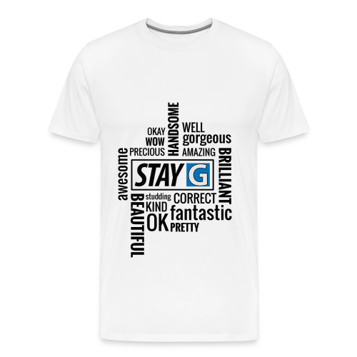 StayG One - Männer Premium T-Shirt
