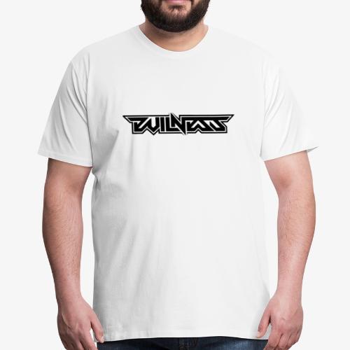 Evilness - Männer Premium T-Shirt