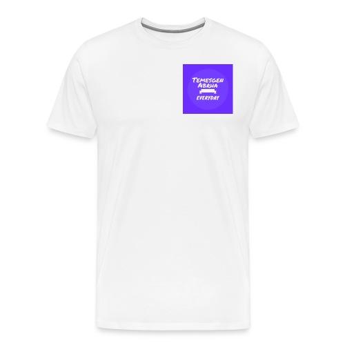 idk - Premium T-skjorte for menn