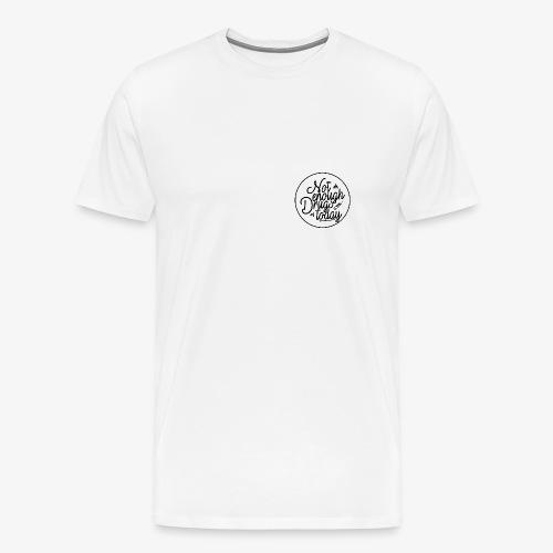 notenoughdrugstoday - Männer Premium T-Shirt