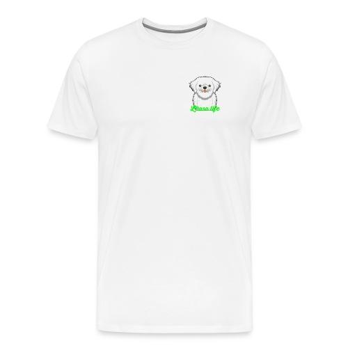 Lhasa life design - Men's Premium T-Shirt