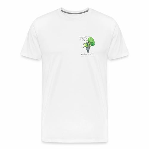 RAGE Brokkolifotze - Männer Premium T-Shirt