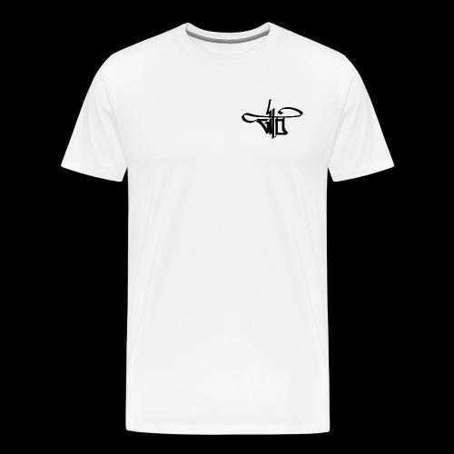 LOGO GILO - Maglietta Premium da uomo