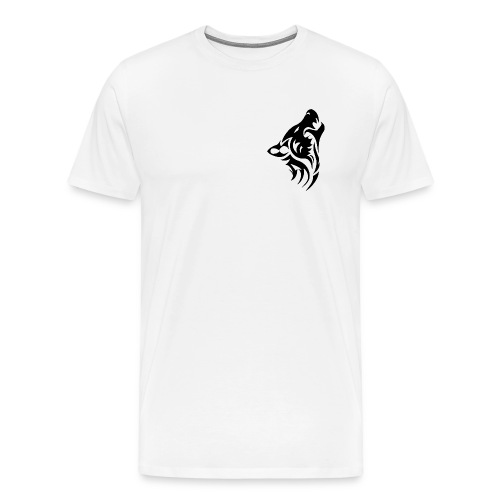 Tribal Tattoos High Design - Men's Premium T-Shirt