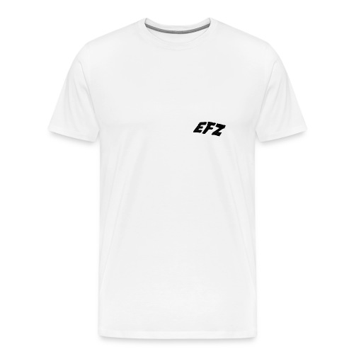 S.1 EFZSMALLLOGO - Männer Premium T-Shirt
