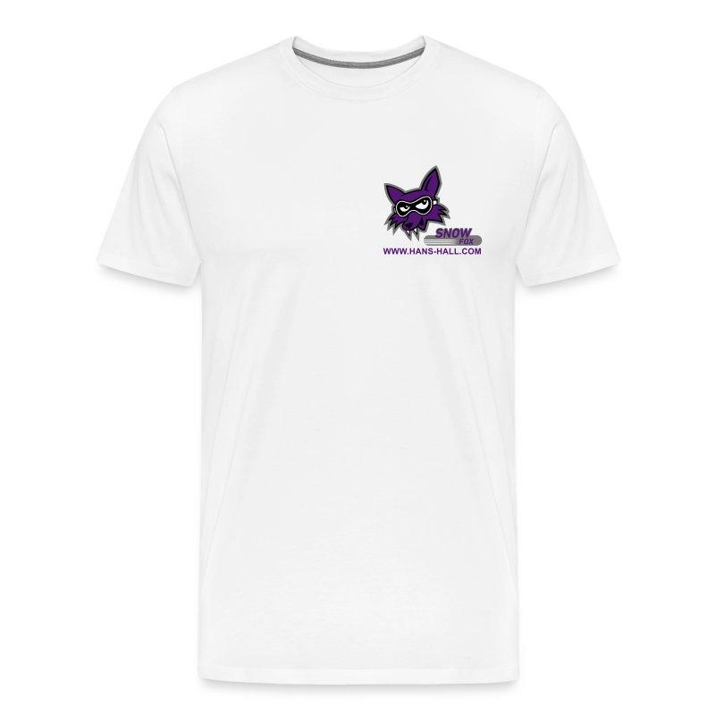 SnowFox - Männer Premium T-Shirt