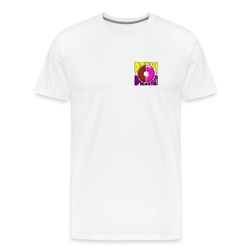 Donut Dienstag - Männer Premium T-Shirt